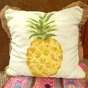 Isaac Mizrahi  Indoor/Outdoor Large Pillow